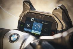 BMW connected ride pantalla TFT multimedia