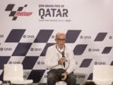 Carmelo Ezpeleta Rueda prensa GP Qatar 2020