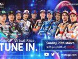 Carrera virtual MotoGP