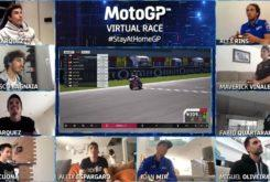 Carrera virtual MotoGP victoria Alex Marquez