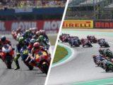 Carreras MotoGP SBK cuarentena