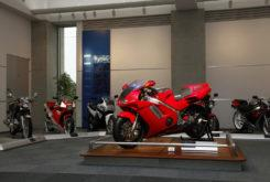 Honda Collection Hall motos NR750