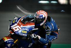 Joe Roberts Pole Moto2 Qatar 2020
