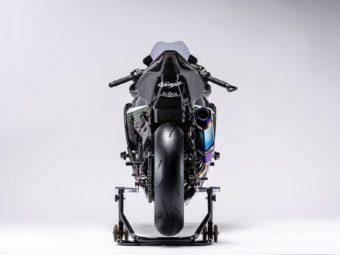 Kawasaki ZX 25R carbono race