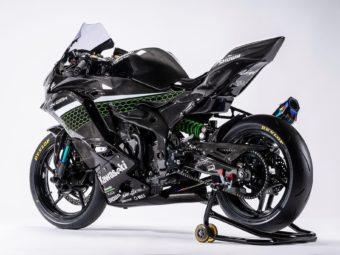 Kawasaki ZX 25R full carbono