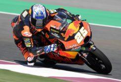 Raul Fernandez Moto3 Qatar 2020