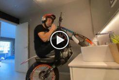 Toni Bou Video cuarentena