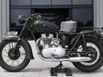 Triumph Trophy TR6