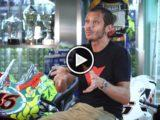 Valentino Rossi video lado personalPlay