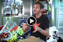 Valentino Rossi video lado personalPlay