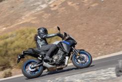 Yamaha Tracer 700 2020 pruebaMBK011
