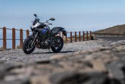 Yamaha Tracer 700 2020 pruebaMBK061