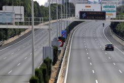 carreteras vacias coronavirus emergencia