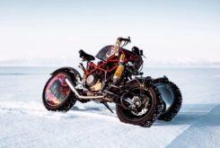 preparacion moto 3 ruedas Balamutti ice racer