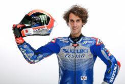 Alex Rins Suzuki renovacion MotoGP 2022
