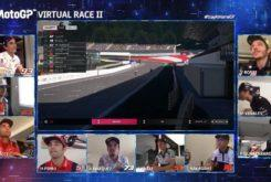 Bagnaia victoria Carrera virtual MotoGP Red Bull Ring