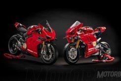 Ducati Panigale V4 R Ducati Corse LEGO Technic copia