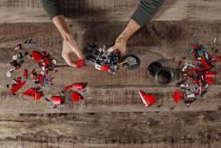 Ducati Panigale V4 R LEGO juguete copia