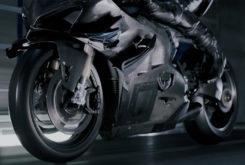 Ducati Panigale V4 Superleggera tunel viento