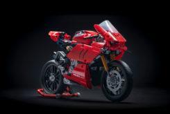 Ducati Panigale V4R LEGO Technic copia