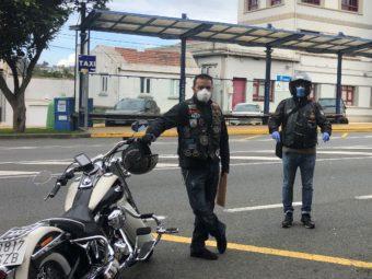 Harley Davidson Coruña solidaridad (2)