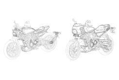 Harley Davidson Flat tracker Cafe Racer