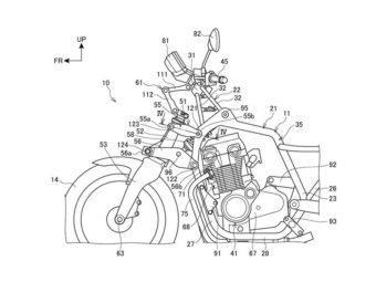 Honda CB1100F bikeleaks