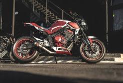 Honda CB650R 2020 Esteban Parres 10