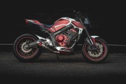 Honda CB650R 2020 Esteban Parres 12
