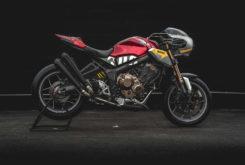 Honda CB650R 2020 Mallorca 14