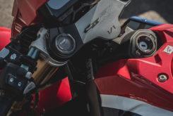 Honda CB650R 2020 Motorway 02