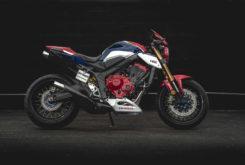 Honda CB650R 2020 Motorway 13