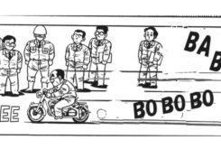 Honda Origins Soichiro 220cc