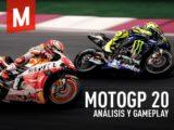 MotoGP 20 poster web