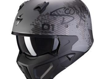 Scorpion Covert X xborg gris