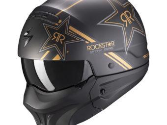 Scorpion EXO Combat EVO rockstar