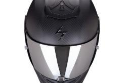 Scorpion EXO R1 Carbon Air negro front