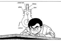 Soichiro Honda Origins engine