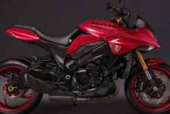 Suzuki Katana 2020 rojo