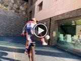Toni Bou video entrenamiento casaPlay