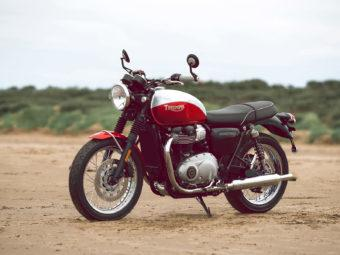 Triumph T100 Bud Ekins 2020 13