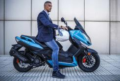 Wottan Storm 125 Limited Edition 2020 ContiScoot 12