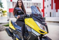Wottan Storm 125 Limited Edition 2020 ContiScoot 19