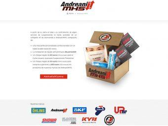 AndreaniMHS servicio tecnico ohlins