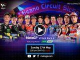 Carrera virtual MotoGP MisanoPlay