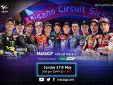 Carrera virtual MotoGP Misano