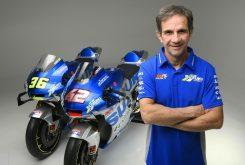 Davide Brivio MotoGP Suzuki 2020