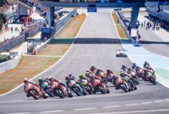 GP Espana Jerez MotoGP salida