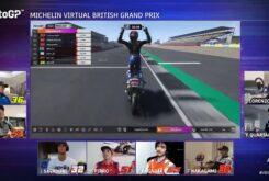 Jorge Lorenzo victoria virtual MotoGP Silverstone