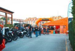 KTM Espana suspende actividades 2020